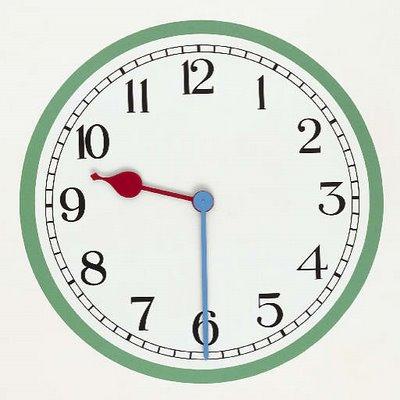 Excel Analog Saat Yapımı