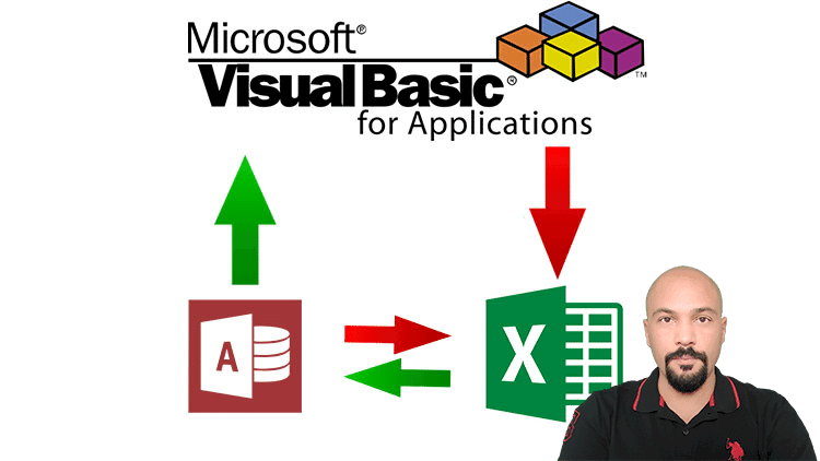 Excel(VBA) Userform-Access Veritabanlı