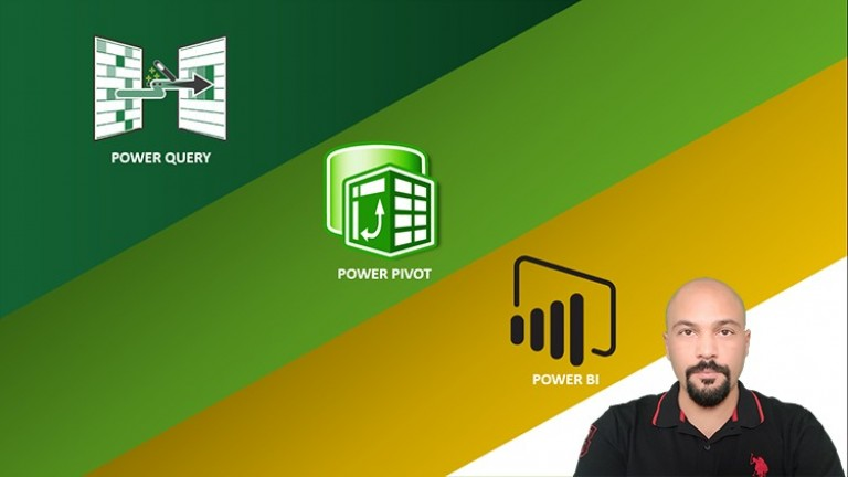 Power Query|Power Pivot|Power BI|DAX|Veri Analizi|2020